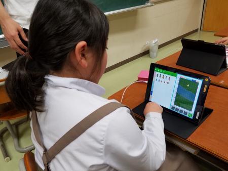 <プログラミング教室>